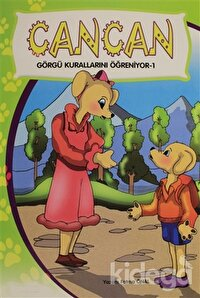 Cancan Görgü Kurallarını Öğreniyor - 1
