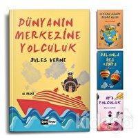 Jules Verne Seti (4 Kitap Takım)