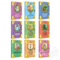 Dünya Çocuk Klasikleri - (9 Kitap Takım)