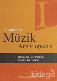 Müzik Ansiklopedisi Cilt 1