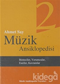 Müzik Ansiklopedisi 2. Cilt