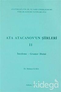 Ata Atacanov'un Şiirleri 2.Cilt