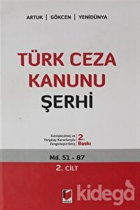 Türk Ceza Kanunu Şerhi 2.Cilt