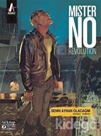 Mister No Revolution Sayı: 2