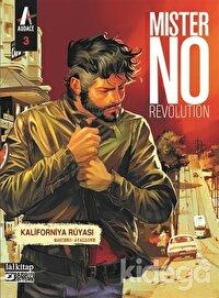Mister No Revolution Sayı: 3