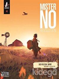 Mister No Revolution Sayı: 4
