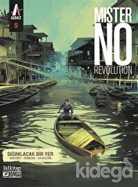 Mister No Revolution Sayı: 5