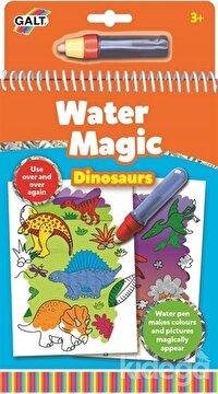 Galt Water Magic Sihirli Kitap Dinozorlar 3 Yaş+ 1004660