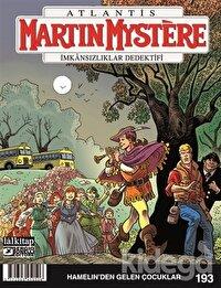 Martin Mystere Sayı 193 - Hamelin'den Gelen Çocuklar