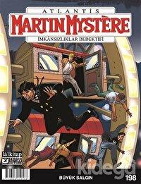Martin Mystere Sayı: 198