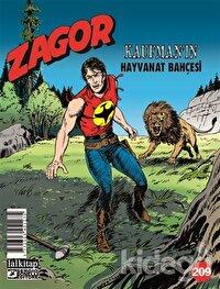 Zagor Sayı 209 - Kaufman'ın Hayvanat Bahçesi
