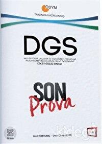 ÖSYM Tarzında Hazırlanmış DGS Son Prova Deneme Sınavı