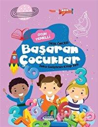 Oyun Temelli Okul Öncesi Başaran Çocuklar Zeka Geliştiren Kitap Seti