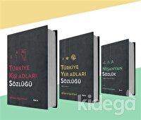 Nişanyan Sözlük Seti (3 Kitap)