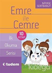 Emre ile Cemre - İlk Okuma Serisi (10 Kitap Takım)