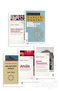 Ömer Türker Seti (Çanta Hediyeli 5 Kitap Takım)