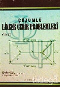 Çözümlü Lineer Cebir Problemleri Cilt 2