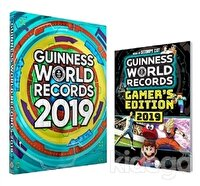 Dünya Rekorlar Kitapları (2 Kitap Takım)