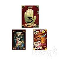Disney - Esrarengiz Kasaba En Favori Kitaplar (3 Kitap Takım)