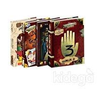 Disney - Esrarengiz Kasaba Mega Seti (4 Kitap Takım)