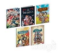Disney Çizgi Klasikleri Seti (5 Kitap Takım)