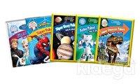 Süper Paket Boya Eğlen Seti 5 Çeşit