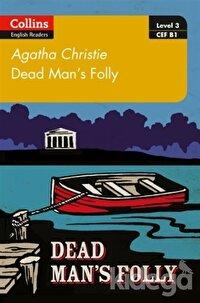 Dead Man's Folly Level 3 (B1) +Online Audio