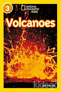 Volcanoes (Readers 3)