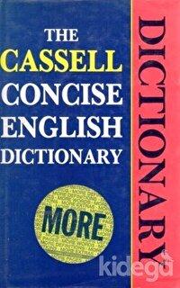 The Cassell Concise English Dictionary (Şömizli)