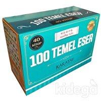 100 Temel Eser (40 Kitap Takım)