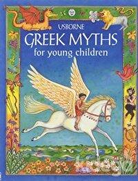 Usborne Greek Myths For Young Children