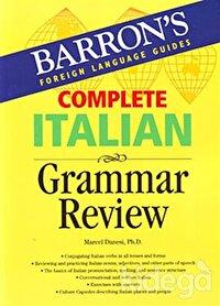 Complete Italian - Grammar Review