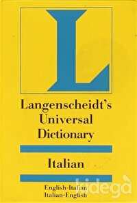 Langenscheidt's Universal Dictionary Italian