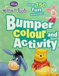 Disney Winnie the Pooh - Bumbep Colour and Aktivity