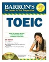 Barrons Toeic Test 5.Edition Audio Cd