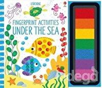 Fingerprirnts Activities - Under the Sea