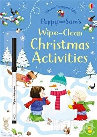 Fyt Poppy And Sam'S Wipe-Clean Christmas Act