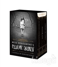 Miss Peregrine's Peguliar Children Boxed Set