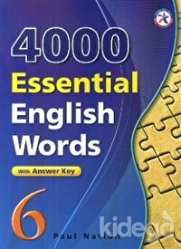 4000 Essential English Words 6 With Answer Key