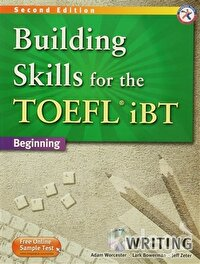 Building Skills for the TOEFL iBT Writing Book + MP3 CD