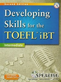 Developing Skills For The TOEFL İBT Speaking Book + MP3 CD