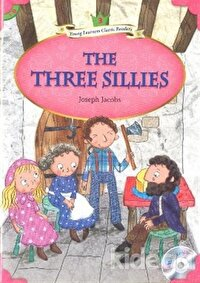 The Three Sillies + MP3 CD (YLCR-Level 3)
