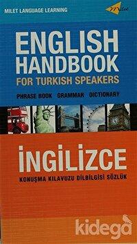 English Handbook for Turkish Speakers