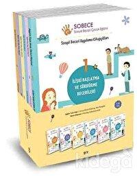 Sobece - Sosyal Beceri Çocuk Eğitimi Seti (6 Kitap Takım)