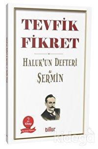 Haluk'un Defteri - Şermin (İki Kitap Bir Arada)