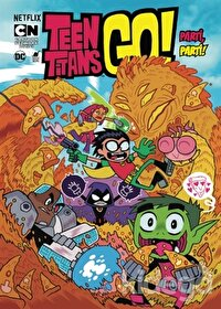 Teen Titans Go! Parti Parti!