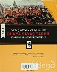 Ortaçağ'dan Günümüze Dünya Savaş Tarihi (5 Cilt Takım)