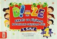 Di-Ze Dikkati ve Düşünme Becerilerini Geliştirme Seti 1. Sınıf