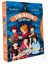 Şimendifer Çocukları Set 1 (4 Kitap)