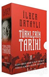 Türklerin Tarihi Kutulu Set (2 Kitap Takım)